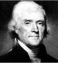 """""""If the people let government decide what foods they eat and what medicines they take, their bodies will soon be in as sorry a state as are souls of those who live under tyranny""""-- Thomas Jefferson"""