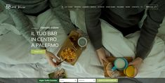 Web Design per il BnB ai Vicerè di Palermo. B & B, Palermo, Web Design, Design Web, Website Designs, Site Design