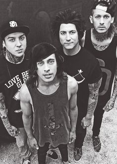 identifies me because Pierce The Veil is my current favorite band