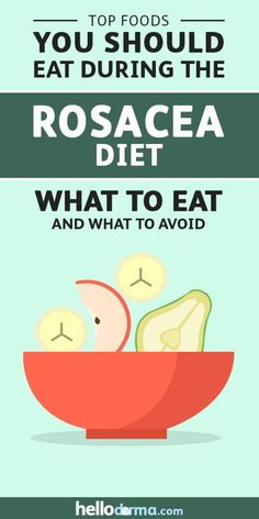 If you have rosacea, it is important to understand what foods are good to eat and what trigger foods are. The post The Rosacea Diet: What To Eat and How to Avoid Flare-Ups appeared first on Best Acne Treatments Guide. Home Remedies For Rosacea, Red Face Remedies, Natural Acne Treatment, Acne Rosacea, Piel Natural, Anti Inflammatory Recipes, Healthy Skin Care, Natural Treatments, Natural Remedies
