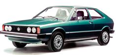 #Volkswagen #Scirocco I
