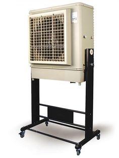 Raffrescatori mobili evaporativi consigliati per piccoli e grandi ambienti (fino a 120 mq)
