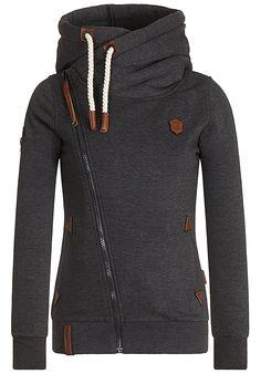 Naketano Reorder III W Sweater türkis im WeAre Shop