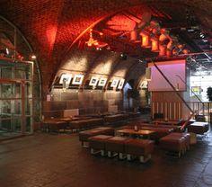 The Arches Cafe Bar & Restaurant, Glasgow, Scotland