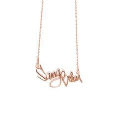 Sang Bleu - Skin Deep X Moogu gold plated sterling silver pendant and necklace