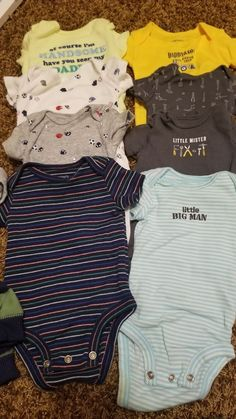 2a36e3945 147 best Boys  Clothing (Newborn-5T) images on Pinterest in 2019