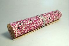 JaponskaZahrada / Handmade origami papier Vínna réva fialová