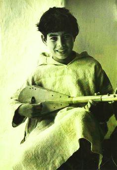 Bachir Attar - leader - Master Musicians of Jajouka
