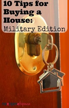 Here are my top 10 tips for buying a house as a military couple.