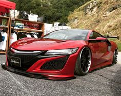 Acura Supercar, Acura Nsx, Prestige Car, Liberty Walk, Honda Accord, Big Boys, Exotic Cars, Custom Cars, Cars Motorcycles