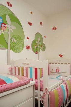 babyzimmer m dchen und junge einige kombinierte. Black Bedroom Furniture Sets. Home Design Ideas