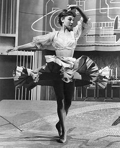 Audrey in Secret People, 1951. Audrey Hepburn Estate Collection, Copyright © Sean Ferrer & Luca Dotti.