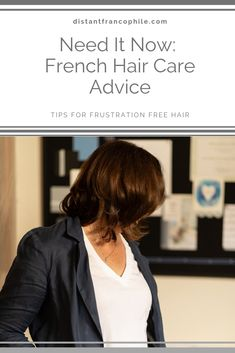 Great hair is something that's associated with French women of all ages. There's French haircare advice out there that gets real results. Deep Conditioning Treatment, French Hair, Natural Hair Styles, Long Hair Styles, Super Long Hair, Styling Tools, Hair Health, Damaged Hair, Great Hair