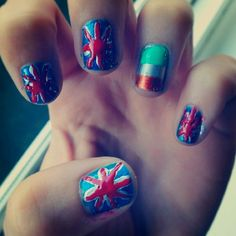 One Direction nails !