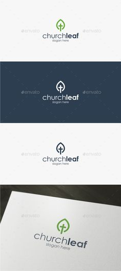 Church Leaf  Logo Template — Vector EPS #church #non profit • Available here → https://graphicriver.net/item/church-leaf-logo-template/15110171?ref=pxcr