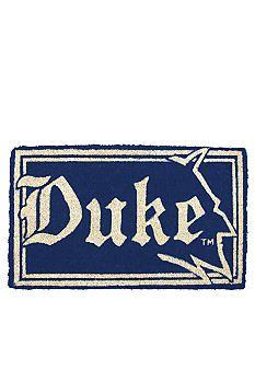 Evergreen Duke Blue Devils Coir Mat #belk