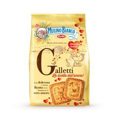 Ricetta dei galetti Italian Biscuits, Italian Cookies, E Recipe, Barbie Miniatures, Biscotti Cookies, Cookie Bars, Ricotta, Muffin, Food And Drink