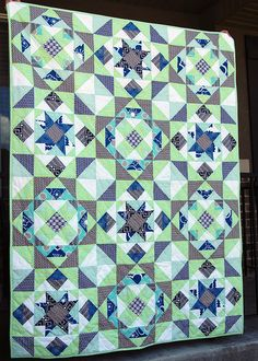 The Little King Quilt