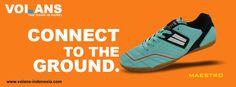 Maestro (Blue) Volans Futsal Shoes