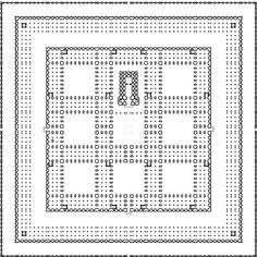 Temple of Solomon. villalpando baptist. 1605