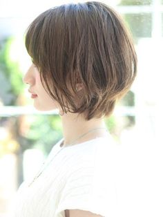 Pin on 髪型 Hairstyles Haircuts, Cool Hairstyles, Medium Hair Styles, Short Hair Styles, Hair Arrange, Pose, My Hairstyle, Hair Affair, Asian Hair