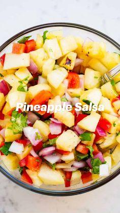 Fruit Recipes, Veggie Recipes, Mexican Food Recipes, Appetizer Recipes, New Recipes, Salad Recipes, Cooking Recipes, Recipies, Appetizers