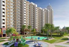 5 Best Residential Apartments In Noida Suitable For Both Investment And End-use..