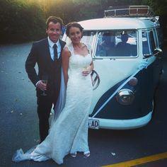 Transport in style! Got Married, Getting Married, Lakeside Garden, Most Beautiful, That Look, Formal, Wedding Dresses, Beach, Instagram