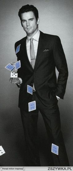 Matt Bomer should still be Christian Grey. Well, he'll always be Christian Grey for me Matt Bomer, Sharp Dressed Man, Well Dressed, Cristian Gray, Gorgeous Men, Beautiful People, Don Corleone, Raining Men, White Collar