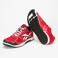 this will have to wait until after my paddle board! Again Faster -  Equipment for CrossFit - Reebok Nano Excellent Red White (Men s) 38c5c284f
