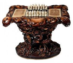 Chess Chess Set Unique, Chess Boards, Chess Quotes, Chess Sets, Chess Table