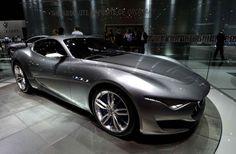 Le nouveau concept de coupé sportif de Maserati baptisé Alfieri, dévoilé en mars à Genève, devrait aussi être décliné en cabriolet.