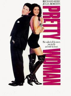 Pretty Woman, This romantic comedy Cinderella tale stars Julia Roberts and Richard Gere. This is the film that made Julia Roberts a star. See Movie, Movie Tv, 80s Movie Posters, Pretty Woman Film, Pretty Movie, Beau Film, Women Poster, Movies Worth Watching, Internet Movies