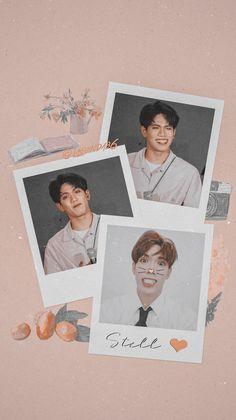 Jungkook Fanart, Pinoy, Lock Screen Wallpaper, Boy Groups, Polaroid Film, Fan Art, Asian Guys, Baseball Cards, Heavenly