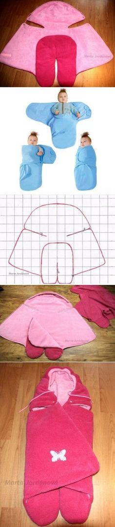 Как сшить пеленку на липучках: выкройка и мастер класс по шитью