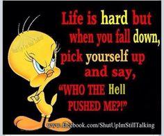 Toughen up :)