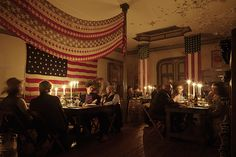 Last month, farmers and artisans gathered for a feast in the town of Andes, N., in an Carpenter Gothic building. Credit Natalie Chitwood via A Guide to Delaware County's Thriving Craft Culture NYT New Americana, Gothic Buildings, Delaware County, Coffee Crafts, Upstate New York, Vintage Soul, Pink Walls, William Morris, Ny Times