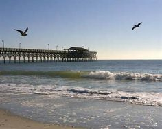 I would like to visit Myrtle Beach  in South Carolina