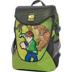 Cartoon Network® Ben 10 Boys Junior Backpack Rucksack School Bag