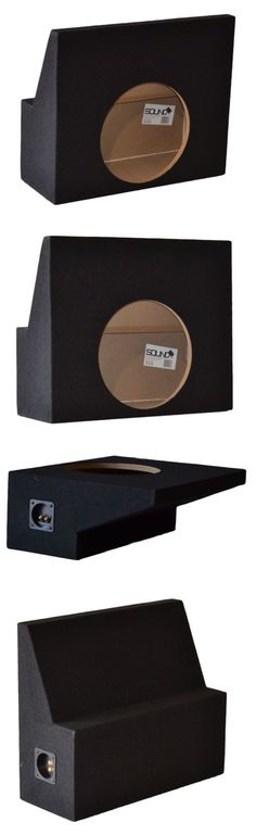 Speaker Sub Enclosures: Chevy Corvette Subwoofer Enclosure Sub Box C5 Z06 Single 10 Box 1997-2004 -> BUY IT NOW ONLY: $69.95 on eBay!