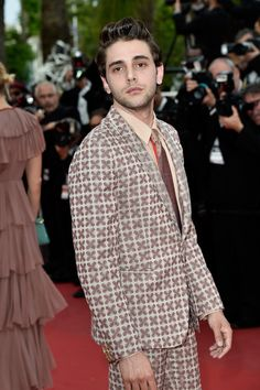 Xavier Dolan - Macbeth Premiere Cannes #suits