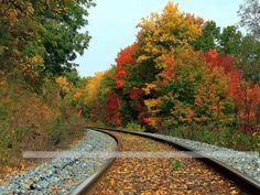 Beautiful Fall Scenery | Beautiful Autumn Scenery