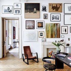 Successful gallery walls