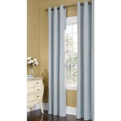 Martha Stewart Living - Classic Cotton Insulated Curtain, Milk Pail - 40 Inches X 95 Inches - 70646-109-179 - Home Depot Canada