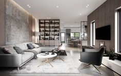The Best Lounge Living Room Designs Living Room Plan, Living Room Goals, Living Room Sofa, Living Room Decor, Contemporary Living Room Furniture, Living Room Modern, Living Room Designs, Room Interior Design, Living Room Interior