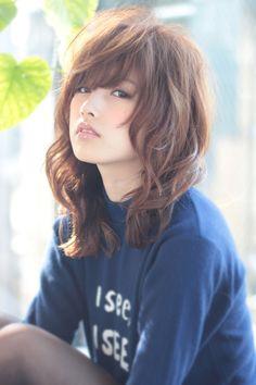 AFLOAT JAPANのヘアスタイル | カジュアルパーマ | 東京都・銀座の美容室 | Rasysa(らしさ)