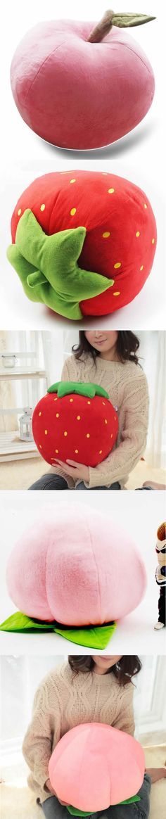 Fruit Cartoon Pillow Cushion