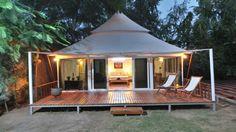 The Villa Tent | Resort Tent