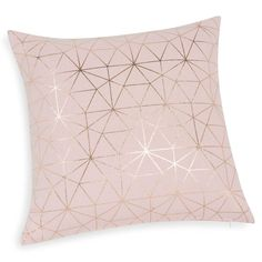 MAGIX pink cotton cushion cover 40 x ...