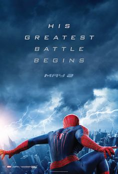 'The Amazing Spider-Man 2' Debuts a New Teaser Poster ~ MovieNewsPlus.com